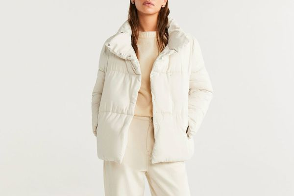 Globes Quilted Anorak
