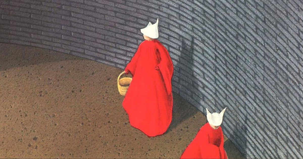Rereading The Handmaid's Tale, One Month Into the Trump Era
