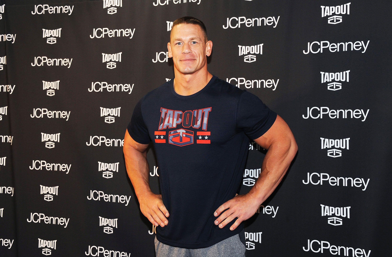 WWE Star John Cena on Working Out, Moisturizing, and Barre