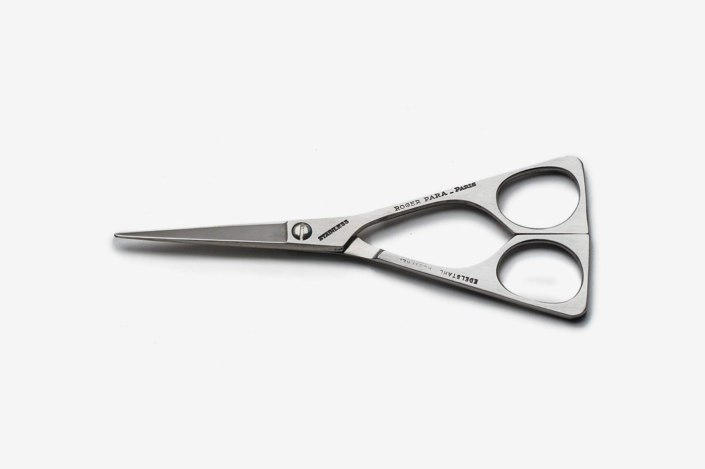 Garrett Wade Mustache Trimming Scissors