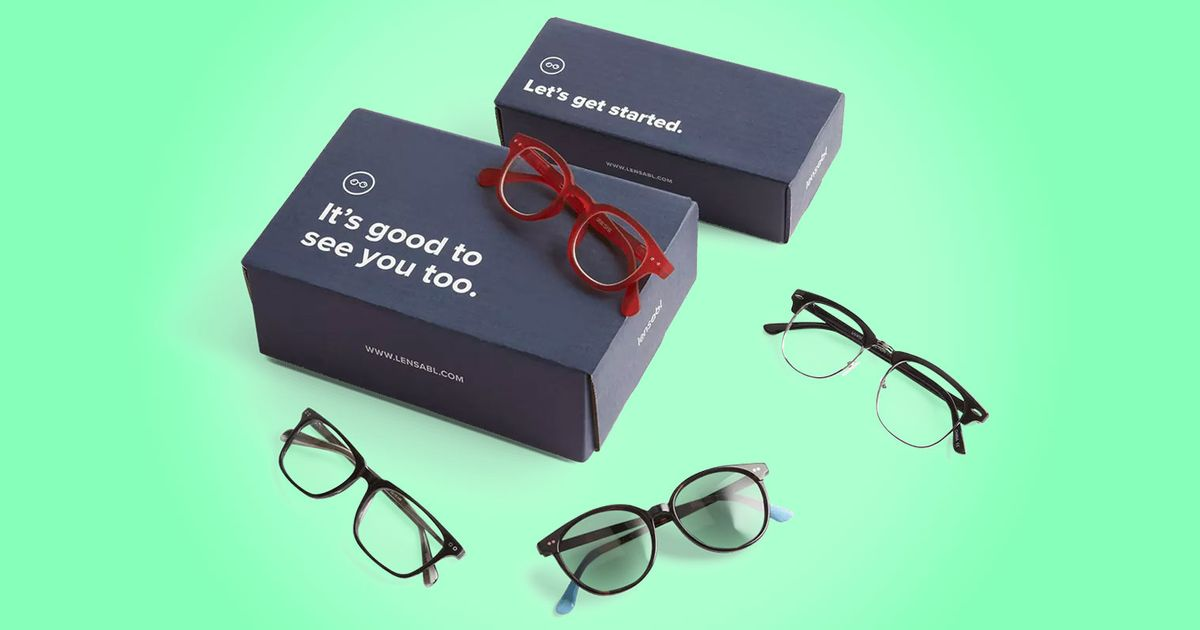 The Warby Parker of Prescription Lenses Is Extremely Convenient (for Only $77)