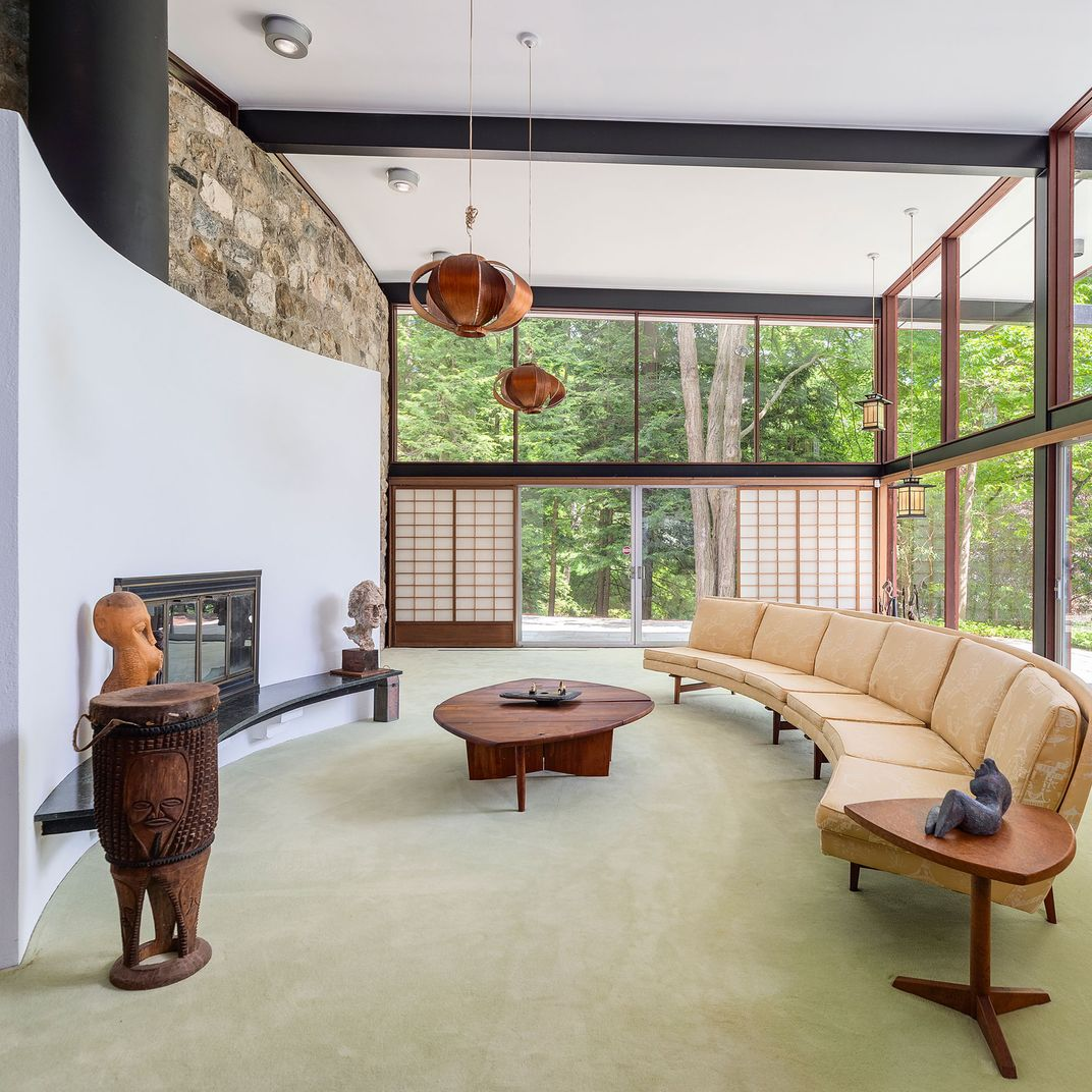 Dave Brubeck S Japanese Inspired Home For Sale In Wilton