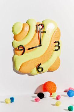 Joseph Algieri UO Exclusive Foam Wall Clock