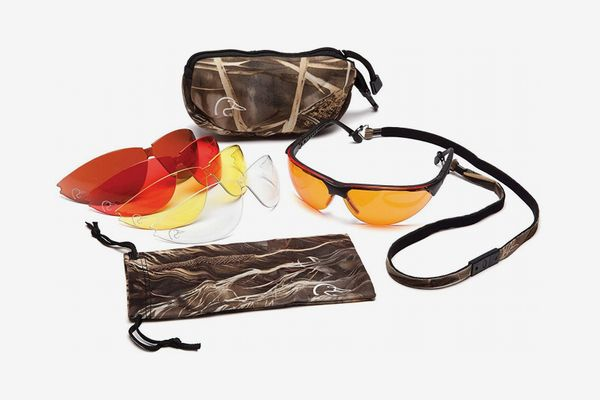 Ducks Unlimited Eye Protection Kit for Shooting with 5 Anti-Fog Lens Options