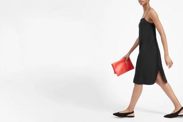 The Japanese GoWeave Cami Slip Dress