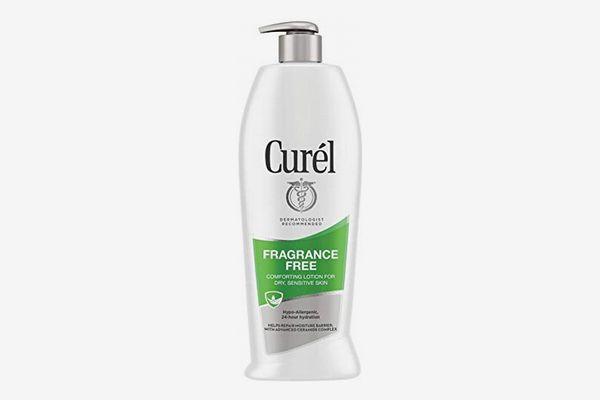 Curél Fragrance Free Body Lotion