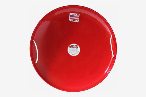 Flexible Flyer Metal Snow Disc Saucer Sled