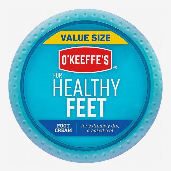 O'Keeffe's Healthy Feet Foot Cream, 6.4oz Jar