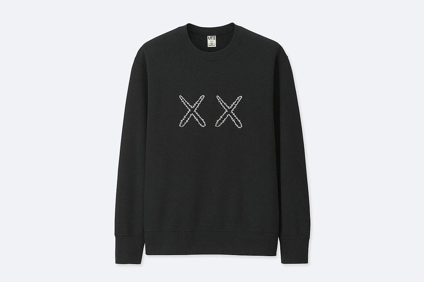Uniqlo Kaws X Sesame Street Sweatshirt