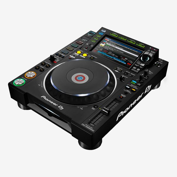 Pioneer CDJ-2000 Nexus MK2 Multimedia DJ Player