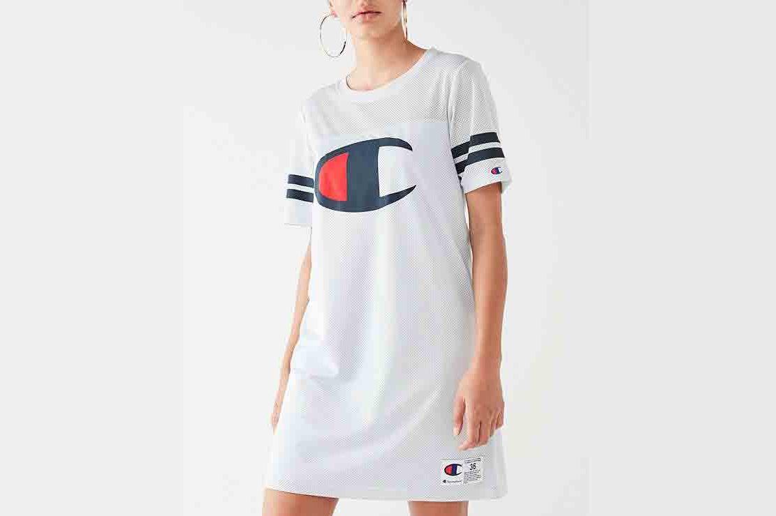Champion Jersey T-Shirt Dress