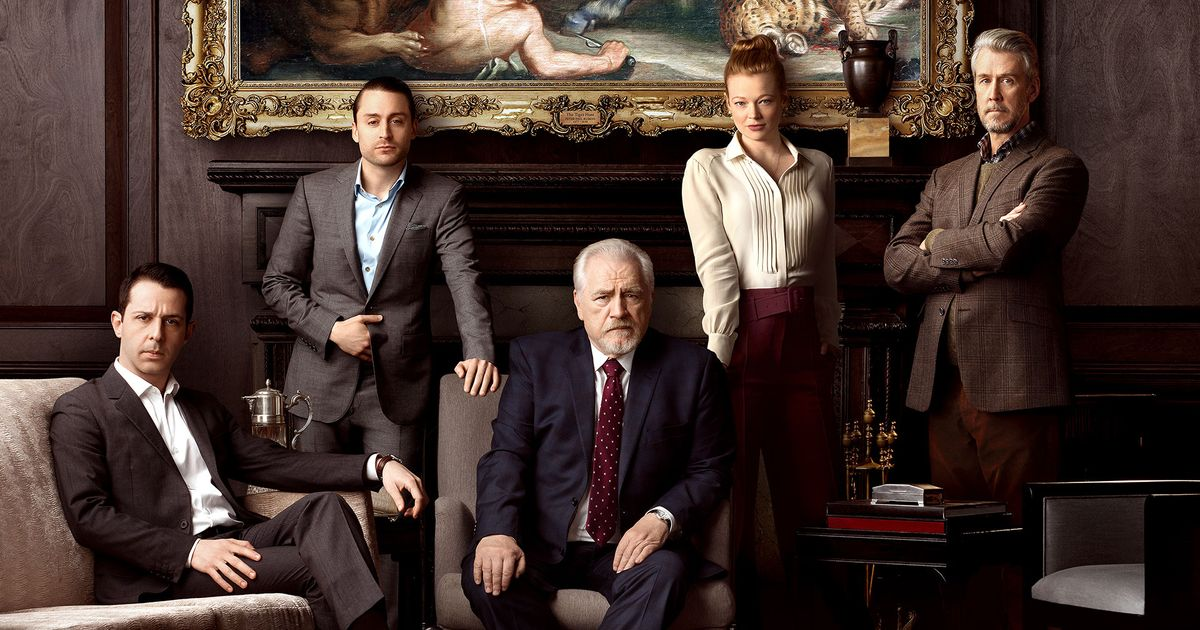 You Should Really Be Watching Succession
