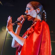 Chairlift Perform At Scala In London