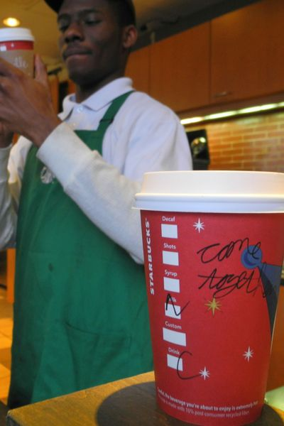 Charming Luddites Actually Miss the Days When Starbucks Baristas Mangled Their Names