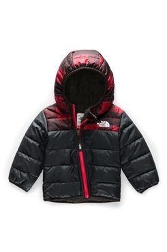 The North Face Baby Mount Chimborazo Reversible Water-Resistant Hooded Puffer Coat