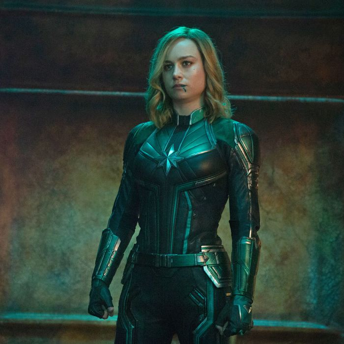 The Captain Marvel Backlash Is A Trap