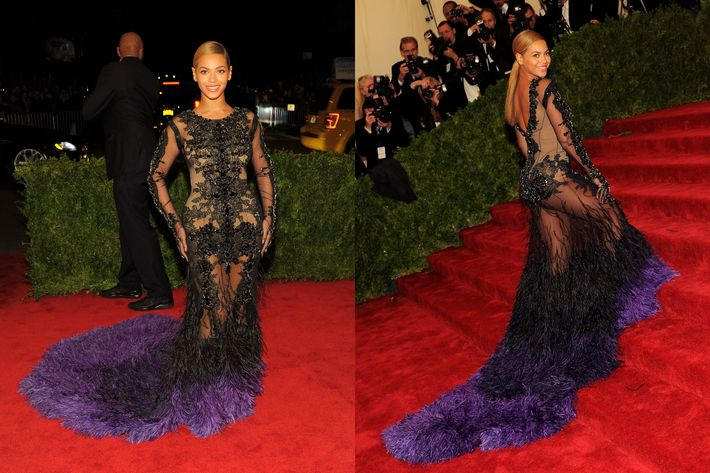 Beyoncé, better late than never.