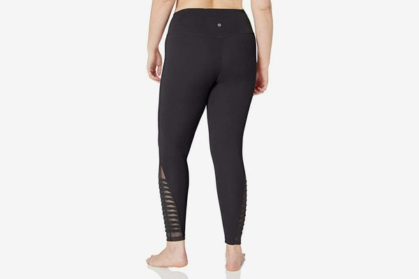 Core 10 Icon Series Fierce Pleats Yoga 7/8 Crop Legging