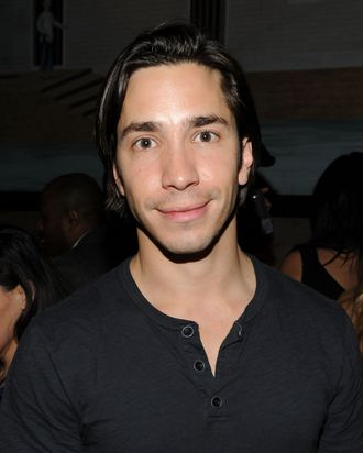 NEW YORK, NY - MARCH 08: Actor Justin Long attends the after party for Relativity Media's world premiere of