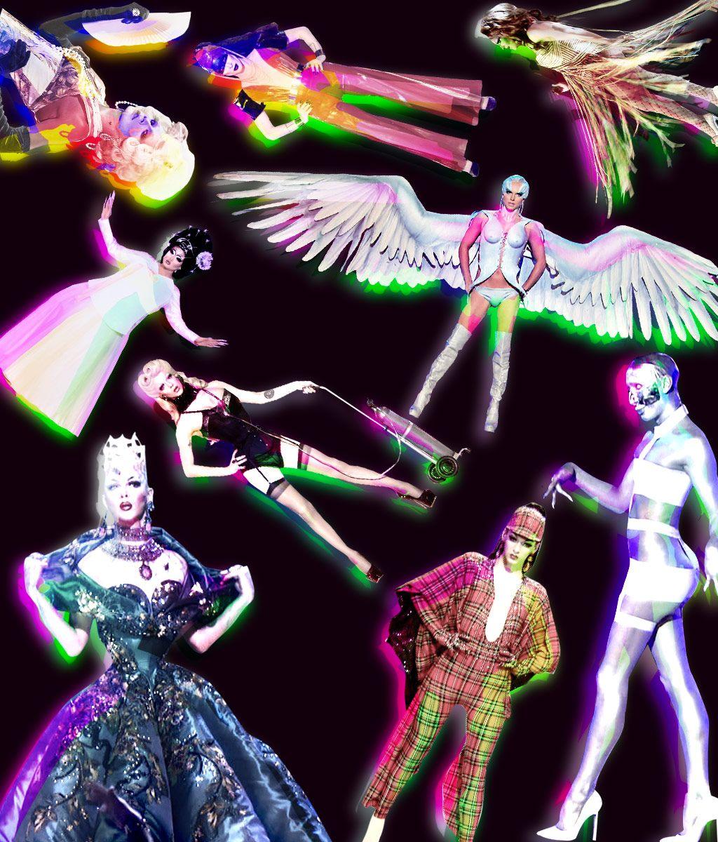 cbdffad661fb The 100 Greatest RuPaul s Drag Race Looks of All Time
