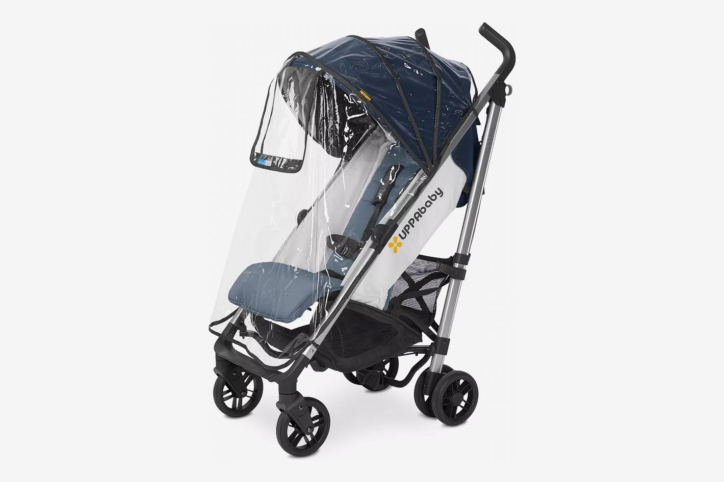 Uppababy G-Series Rain Shield & 8 Best Umbrella Strollers for Rain 2019
