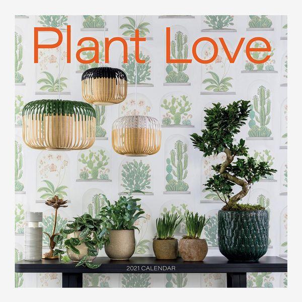 Plant Love: A 2021 Calendar