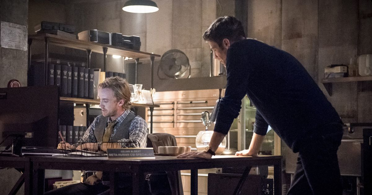 The Flash Recap: Just in Time