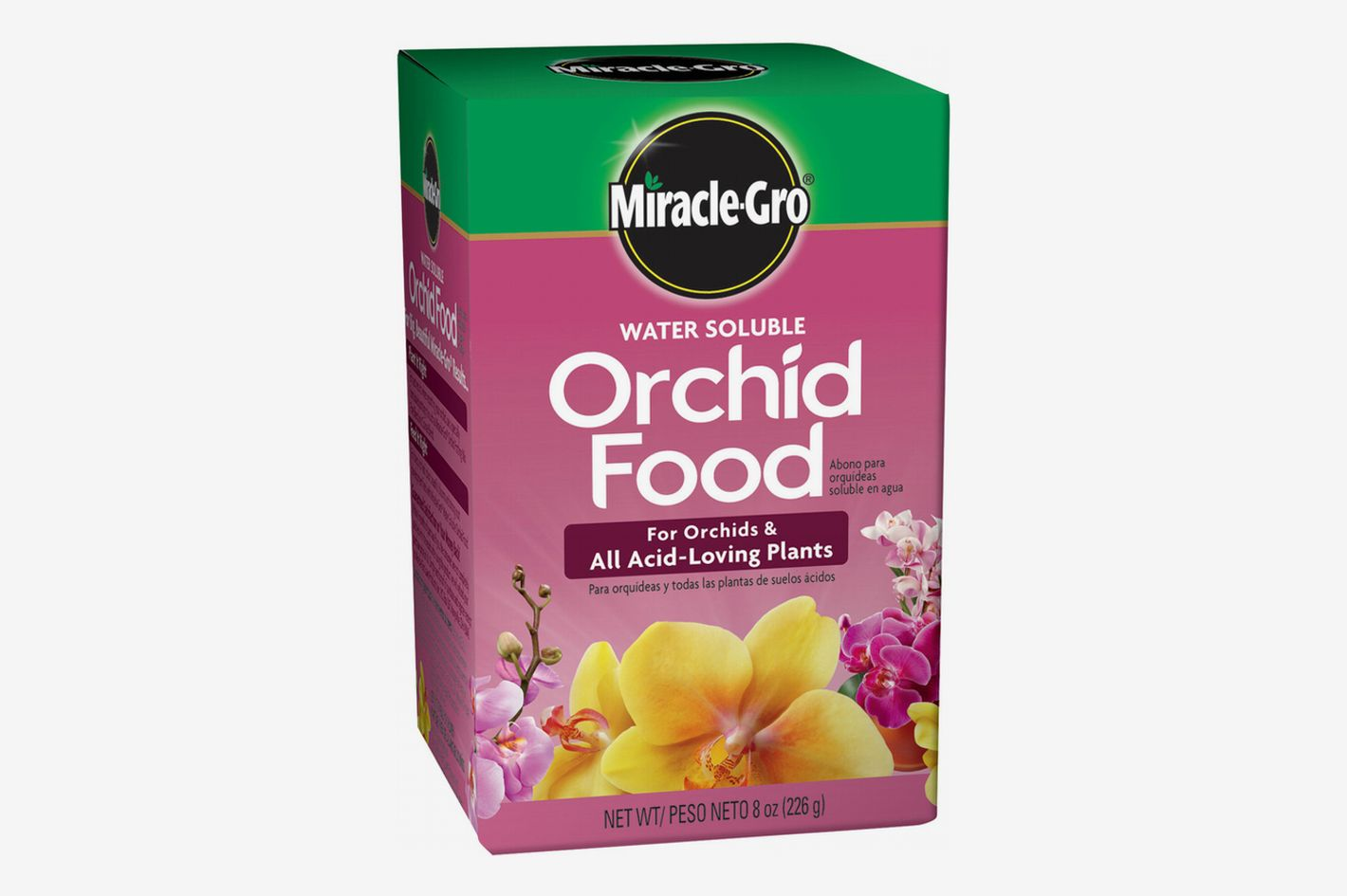 Miracle-Gro Orchid Food, 8-Ounce