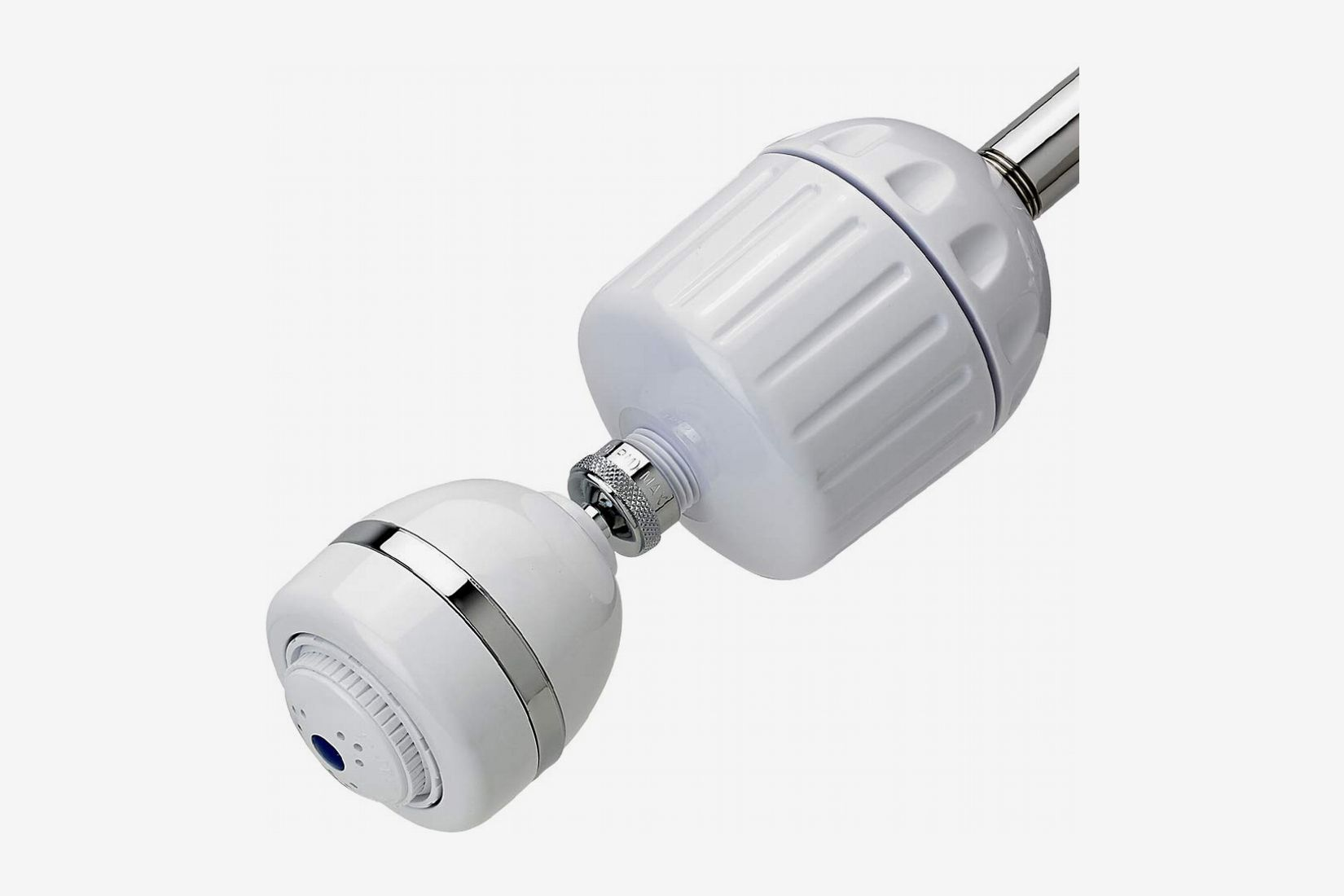 Sprite High Output Shower Filter with Additional Shower Head