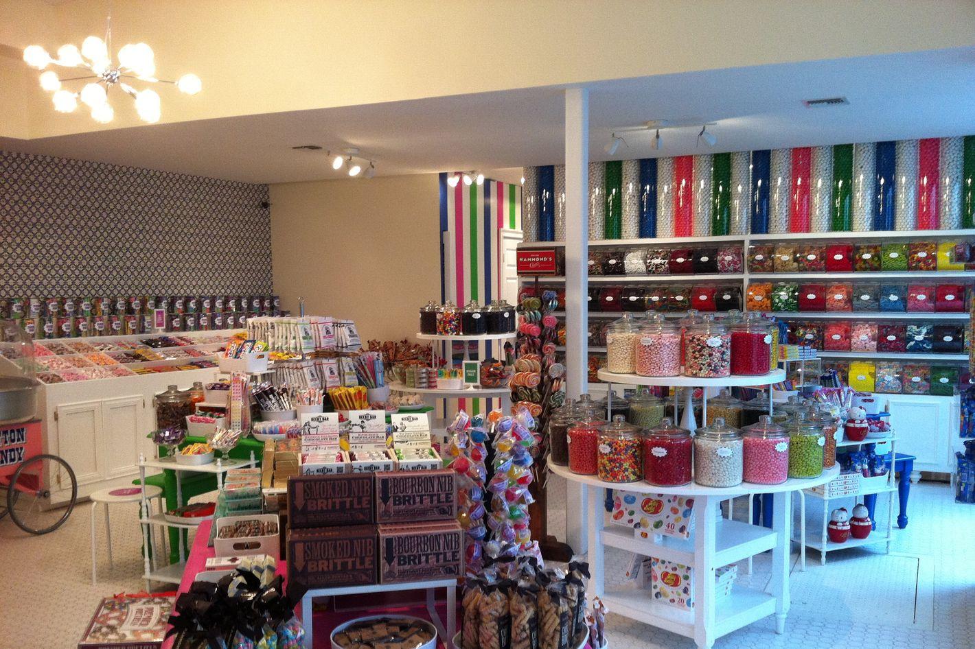 Sugar Shop: Cobble Hill's new candyland.