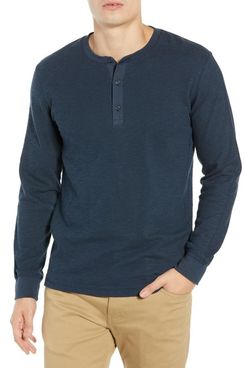 Levi's Made & Crafted Slim Fit Henley