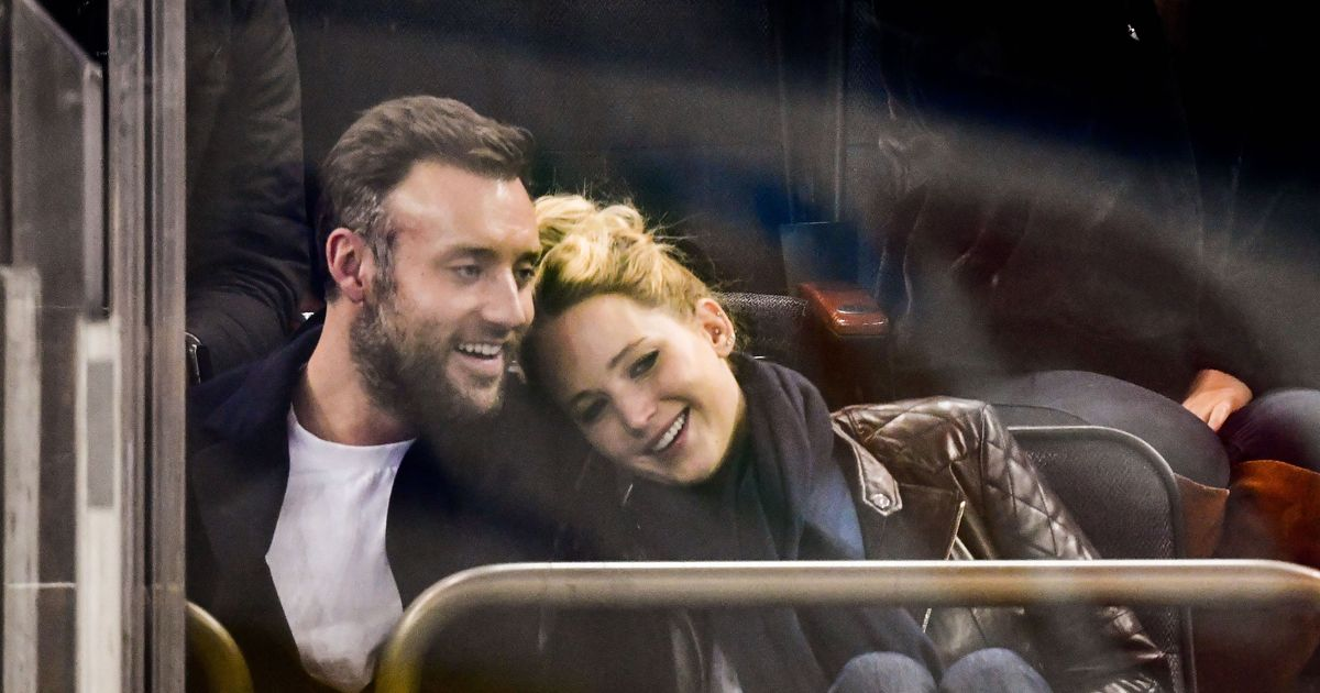 Jennifer Lawrence Is Married!