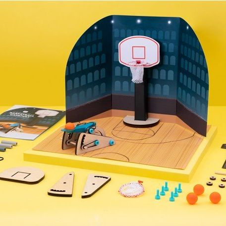 Kiwi Co Basketball Catapult