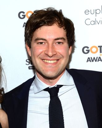 Mark Duplass attends the IFP's 22nd Annual Gotham Independent Film Awards at Cipriani Wall Street on November 26, 2012 in New York City.