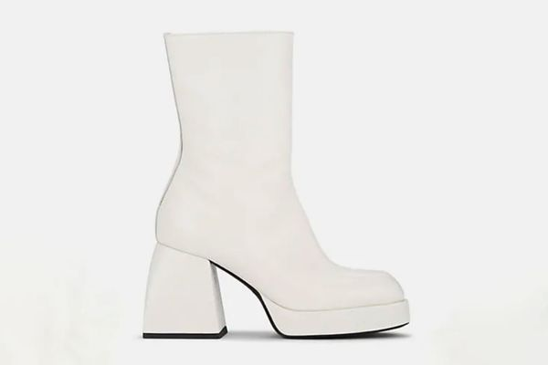 Nodaleto Bulla Corta Leather Mid-Calf Boots