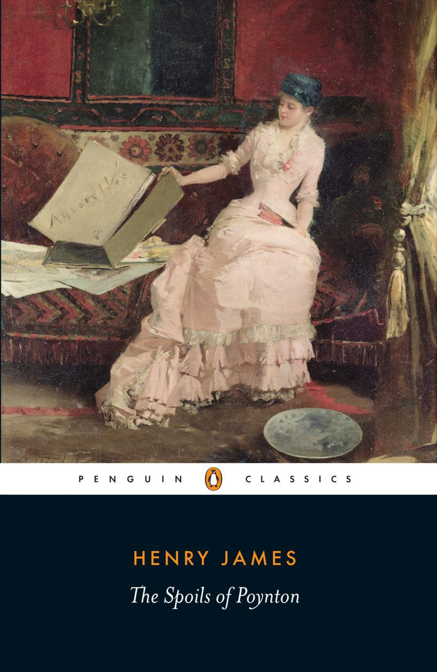 The Spoils of Ponyton by Henry James