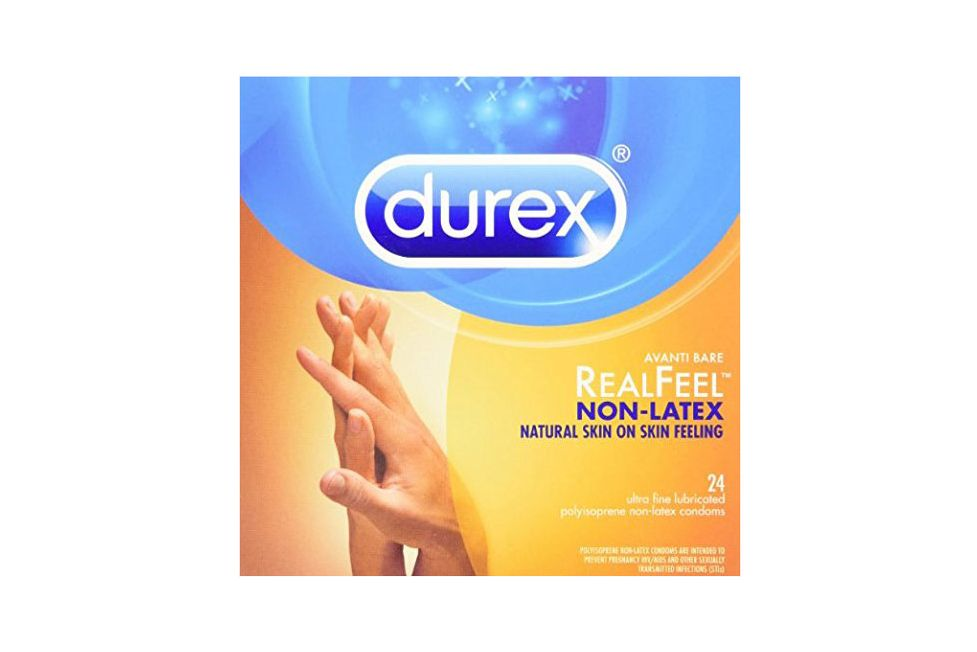 Durex Avanti Bare Real Feel Non-Latex Condoms