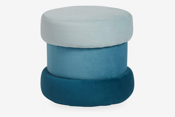 Now House by Jonathan Adler Chroma Upholstered Ottoman with Storage
