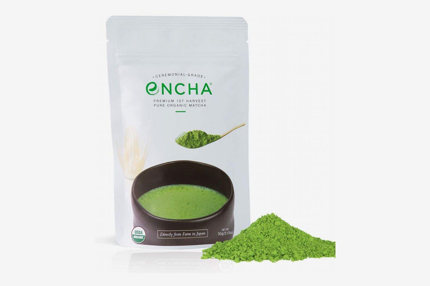 Encha Ceremonial Grade Organic Matcha