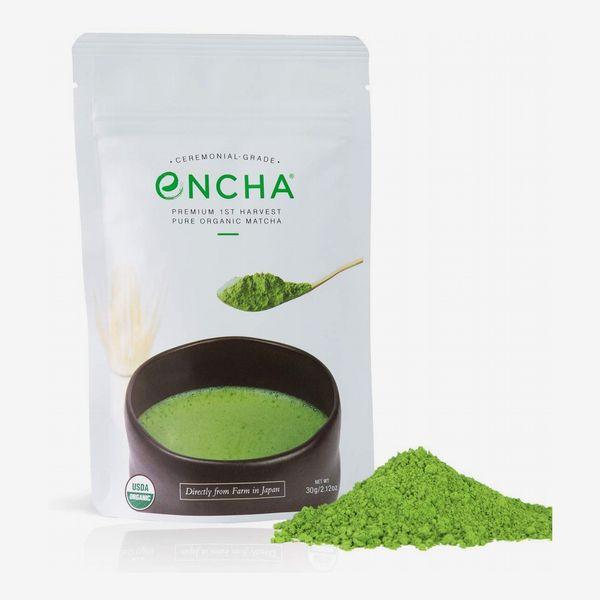 Encha Ceremonial Grade Organic Matcha (60g)