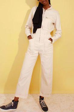 L.F.Markey Danny Long Sleeve Boilersuit