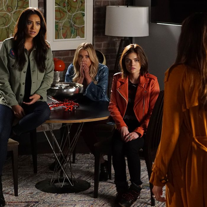 Pretty Little Liars Which Liars Actually Committed Murder