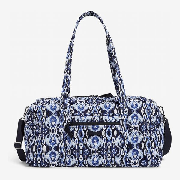 Vera Bradley Women's Signature Cotton Medium Travel Duffel Bag