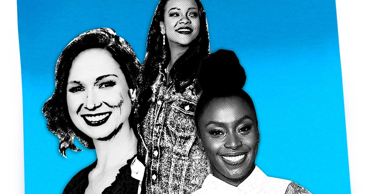 25 Famous Women on Their First Big Break