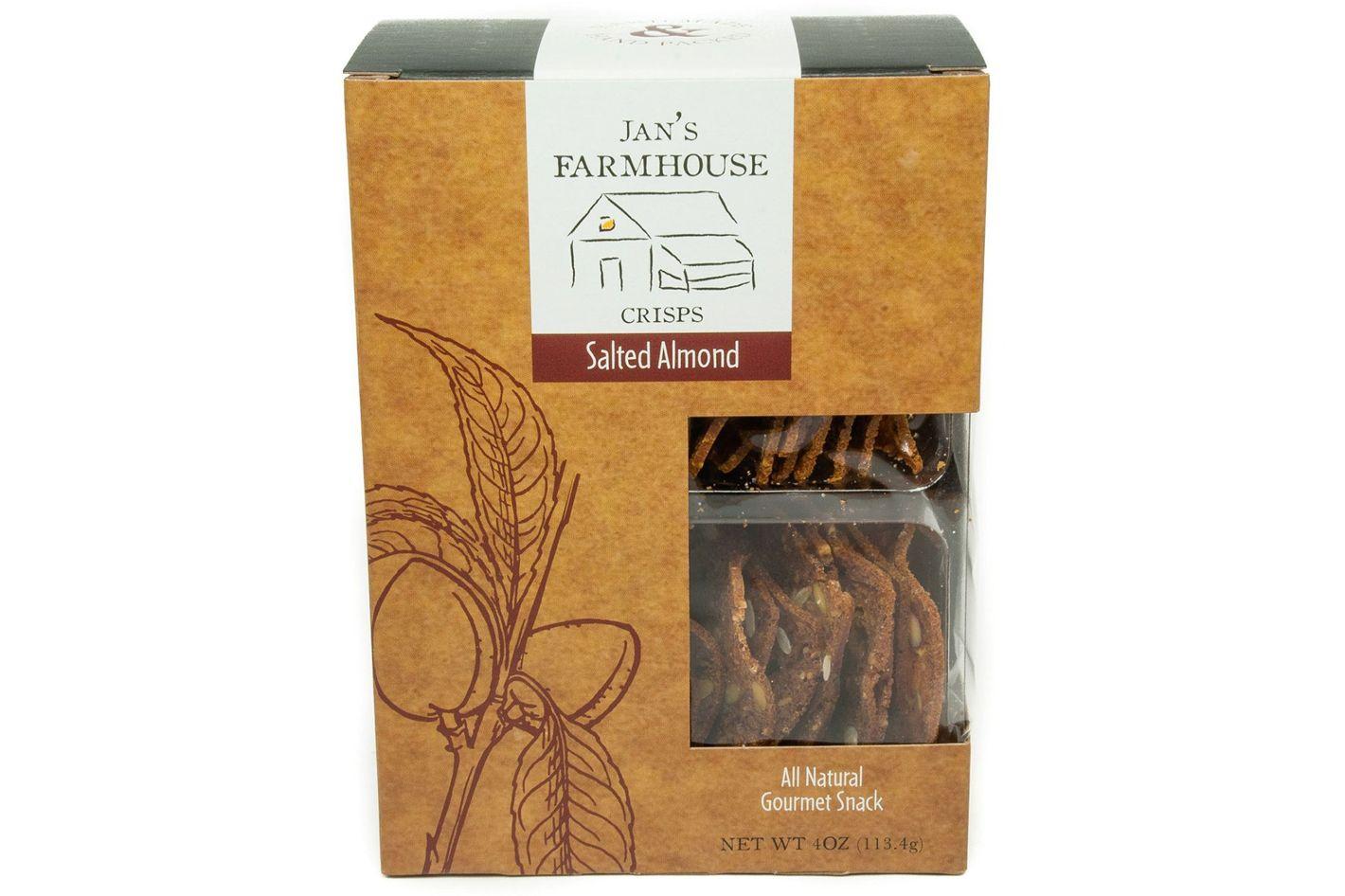 Jan's Farmhouse Crackers