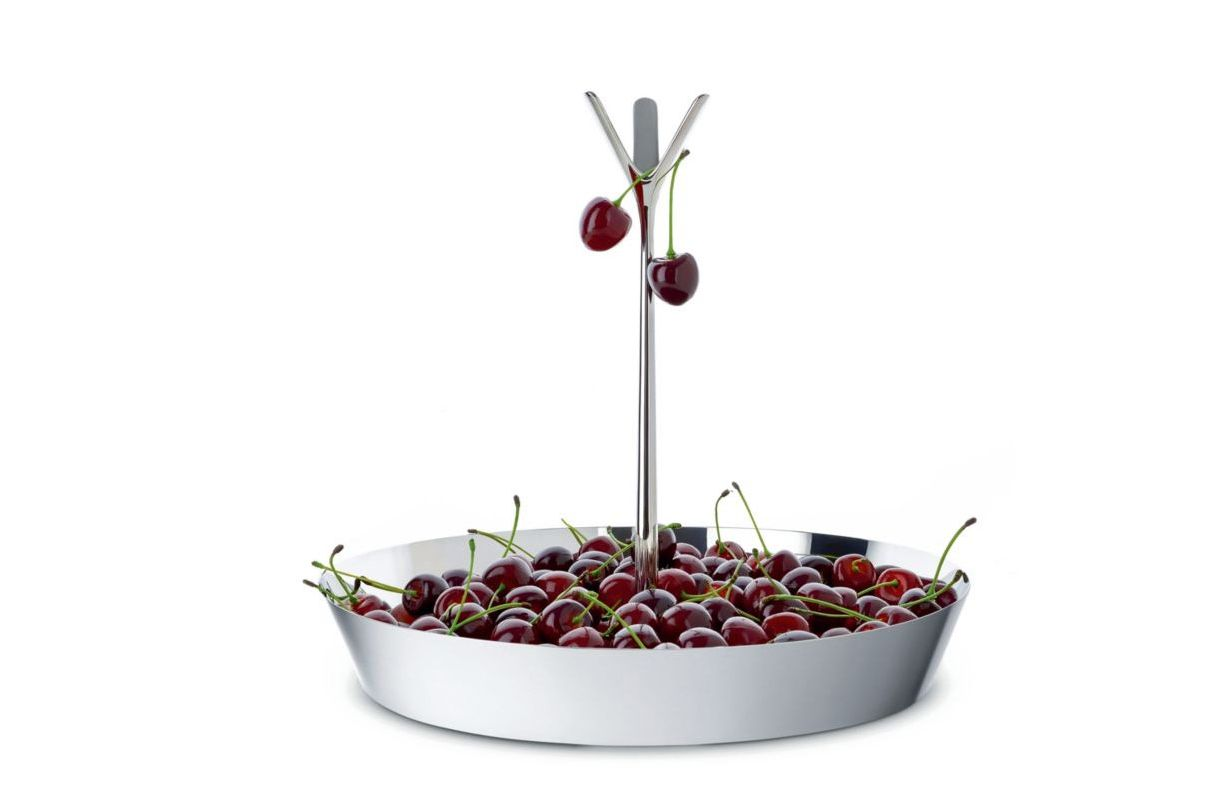 Alessi Tuttifrutti Stainless Steel Fruit Bowl