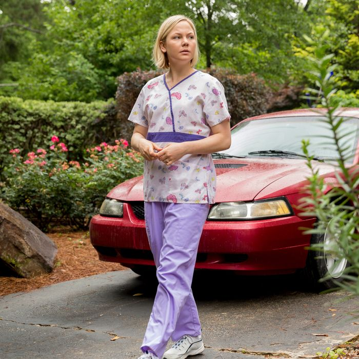 Adelaide Clemens as Tawney Talbot- Rectify _ Season 4, Episode 6 - Photo Credit: Jackson Lee Davis/Sundance TV