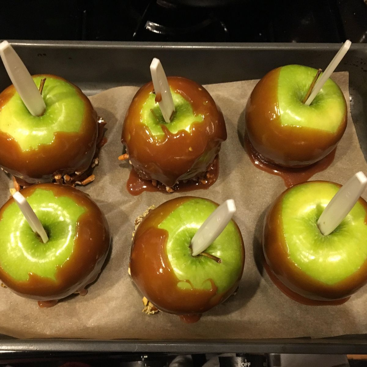 Don T Make Caramel Apples For Halloween