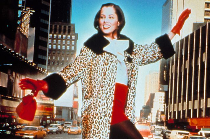 Parker Posey in <i>Party Girl</i>.