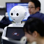 SoftBank's Pepper Robot Unboxed